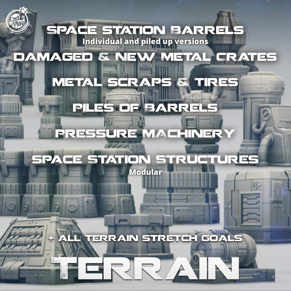 Terrain's Cover