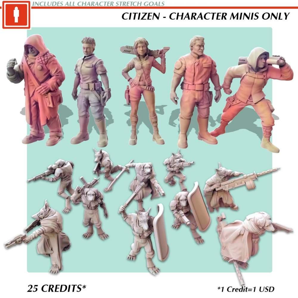Citizen's Cover