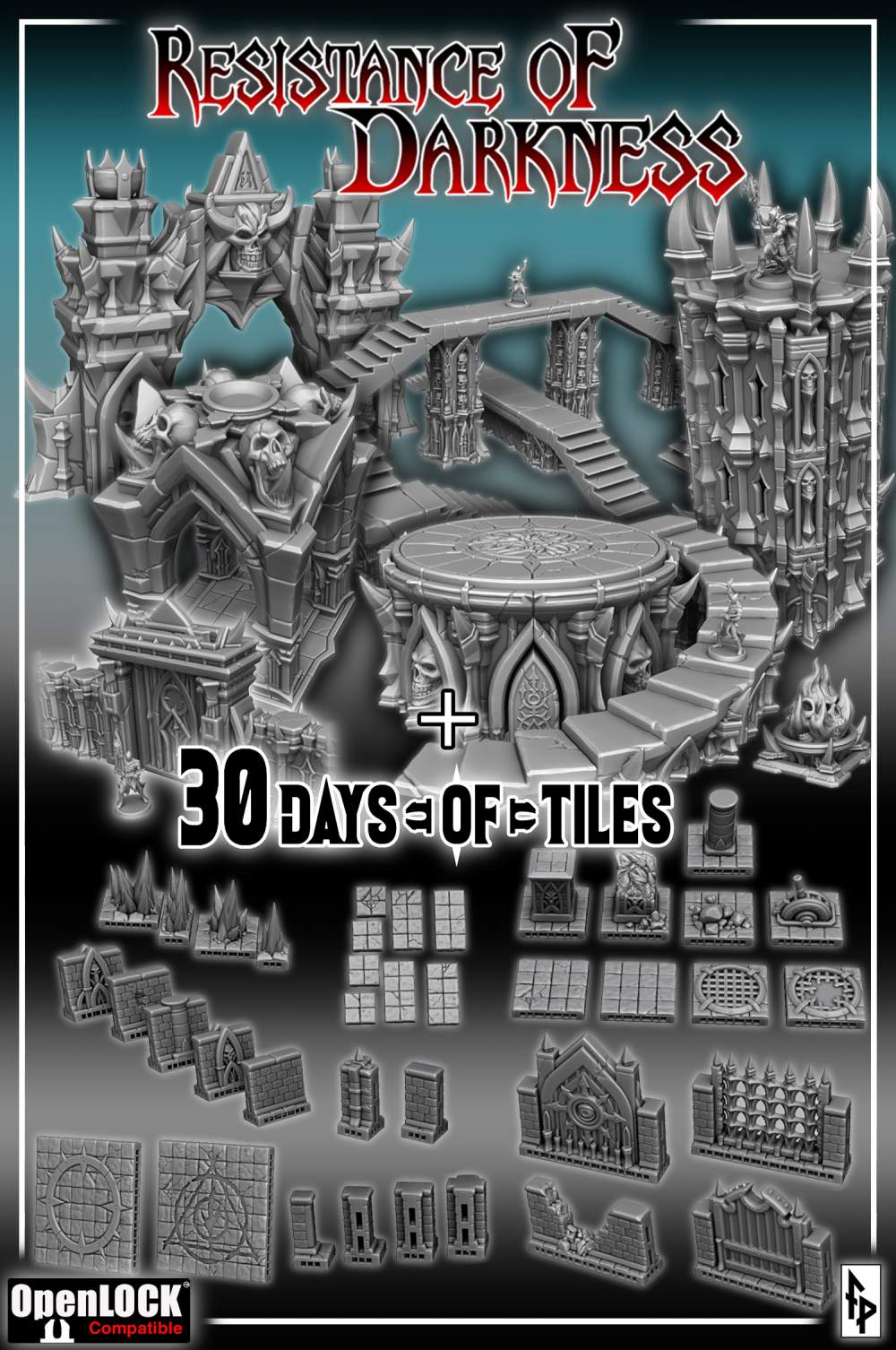 Core Set + 30 Days of Tiles 2020's Cover