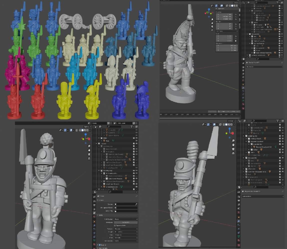 Everything (All STLs & Blender Files)'s Cover