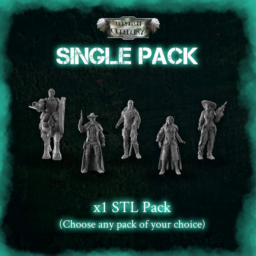 Single pack's Cover
