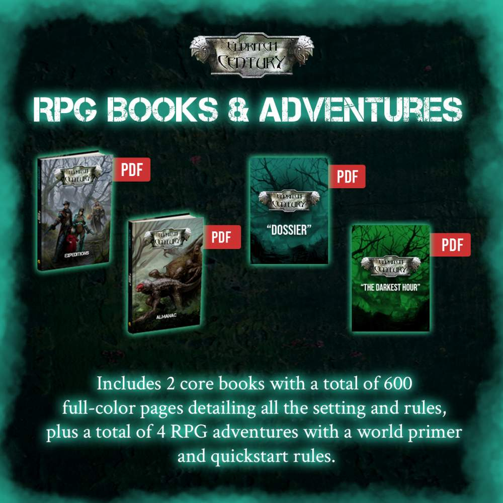 RPG Books & Adventures's Cover