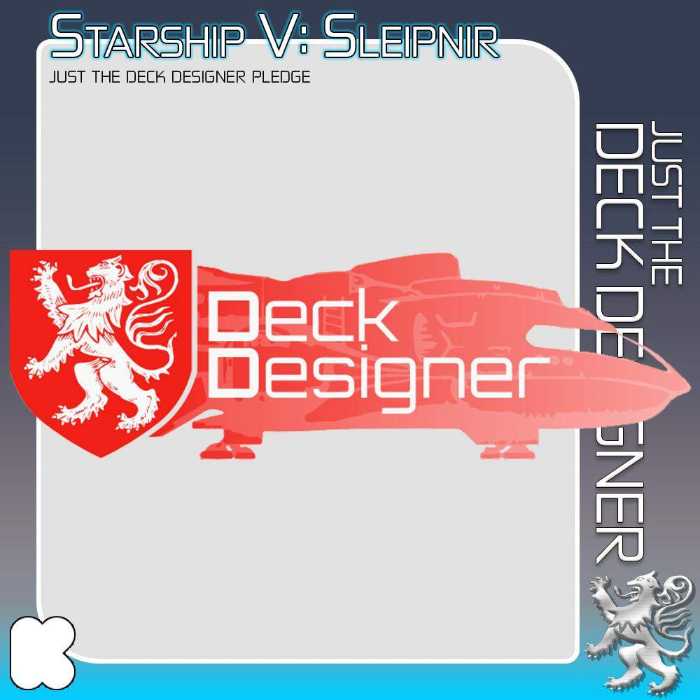 Just the Deck Designer's Cover