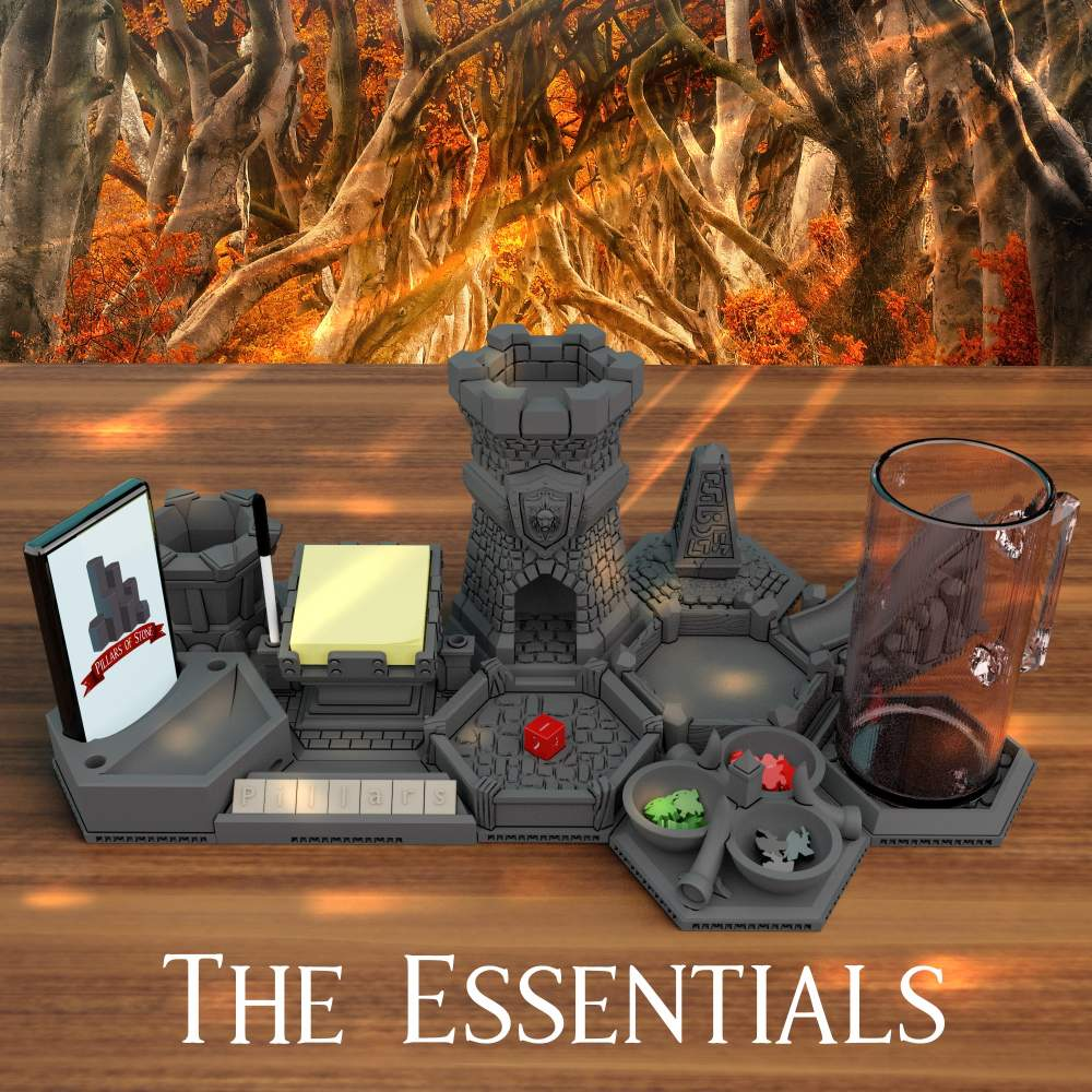 The Essentials's Cover
