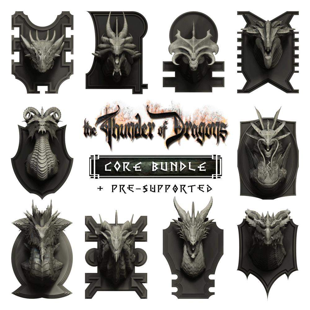 Core Set + Pre-supported's Cover