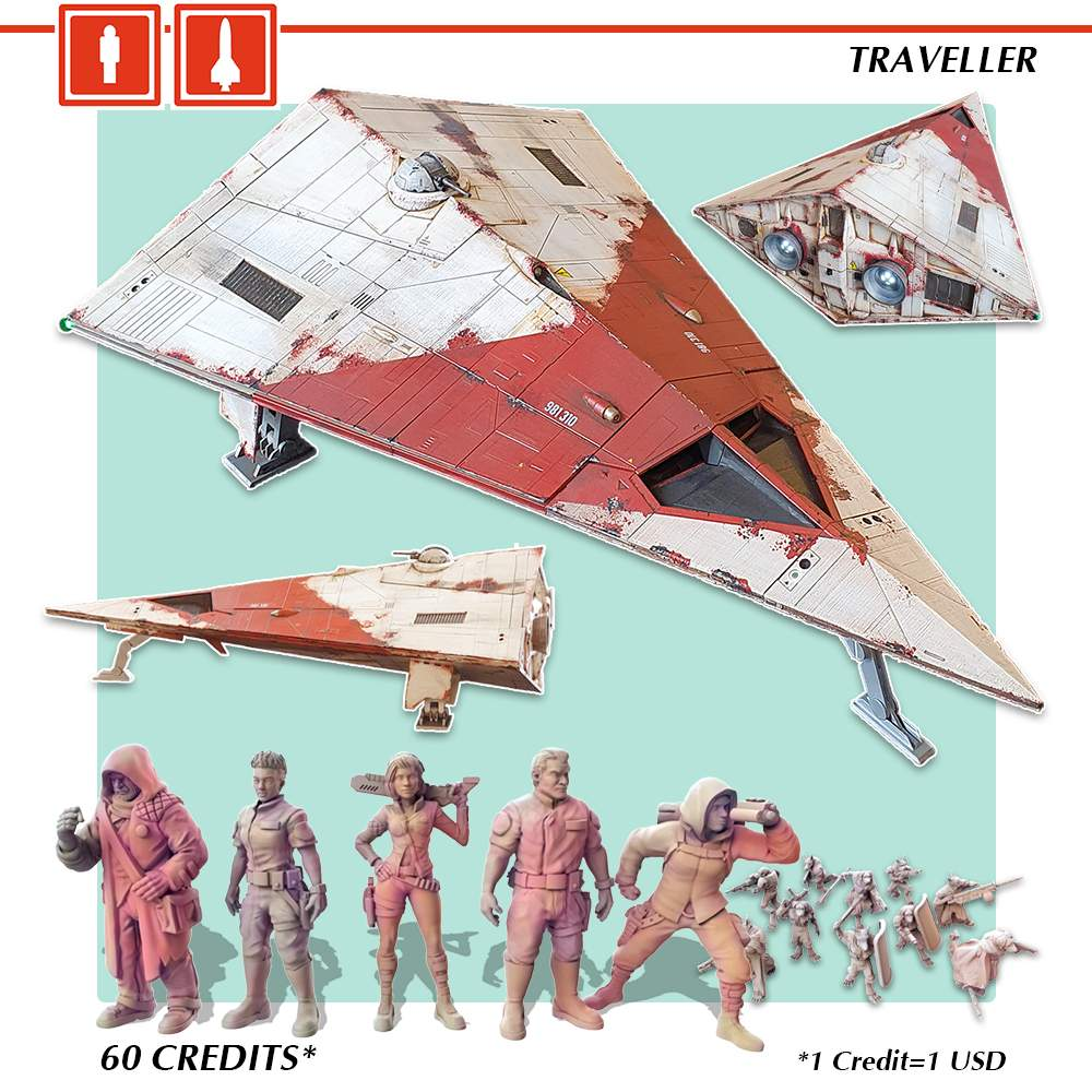 Traveller's Cover