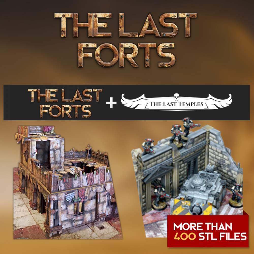 The Last Forts + The Last Temples's Cover