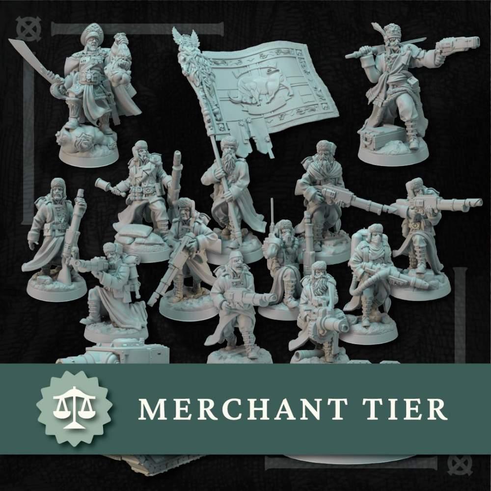 Merchant Tier's Cover