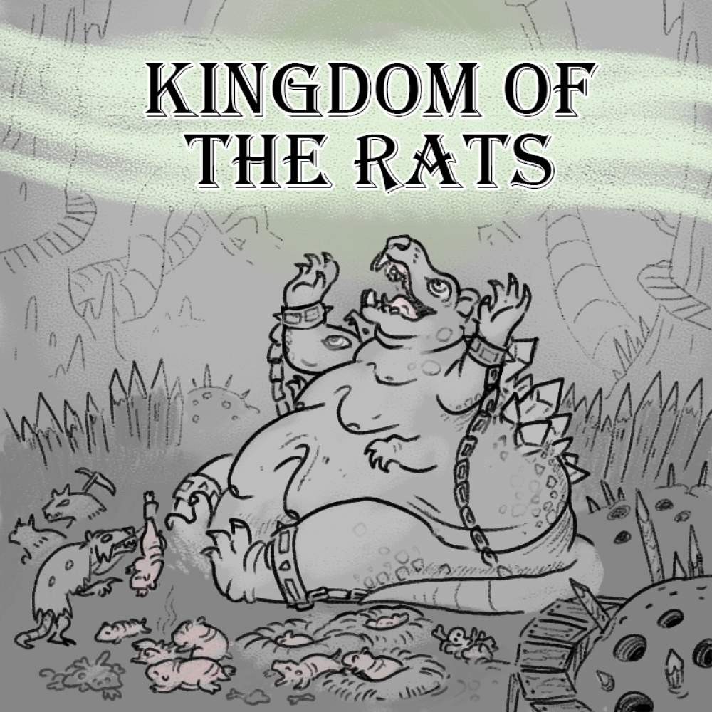 Kingdom of the Rats (ALL-in)'s Cover