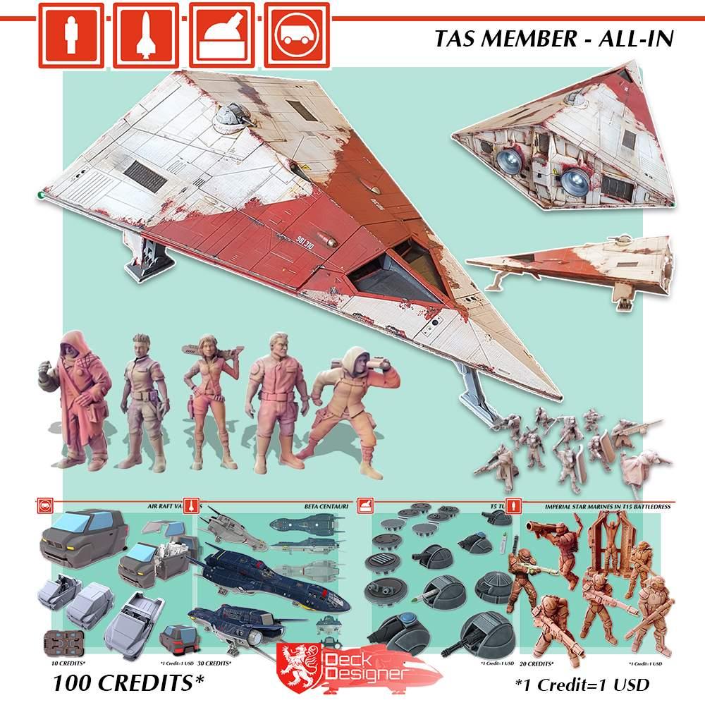 TAS Member's Cover