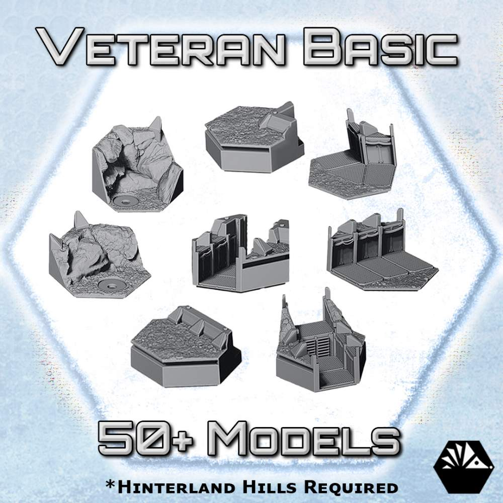 Formidable Fronts - Veteran Basic⠀ ⠀ ⠀⠀ ⠀ ⠀⠀ ⠀ ⠀'s Cover