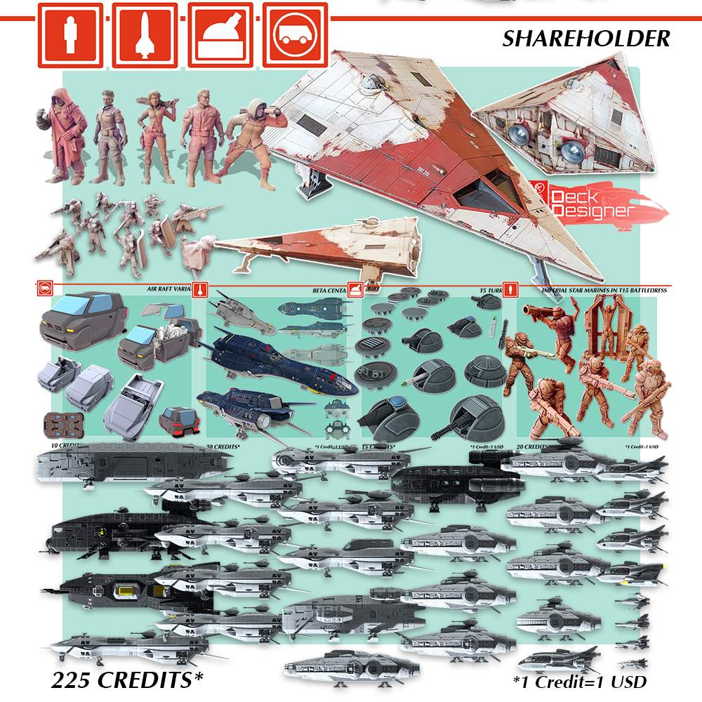 Shareholder's Cover