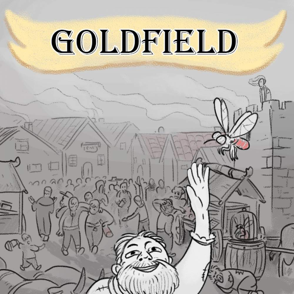 Goldfields +'s Cover