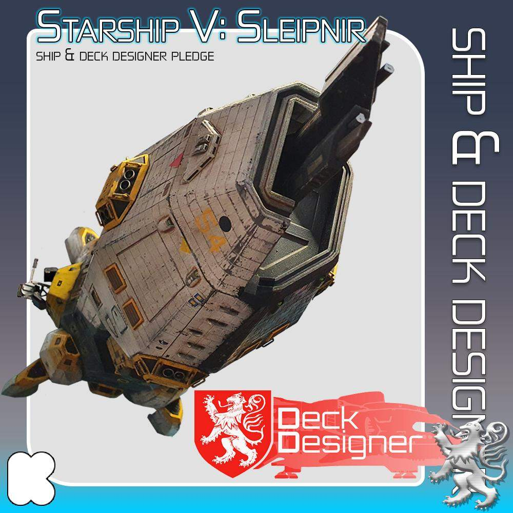 Ship and Deck Designer's Cover