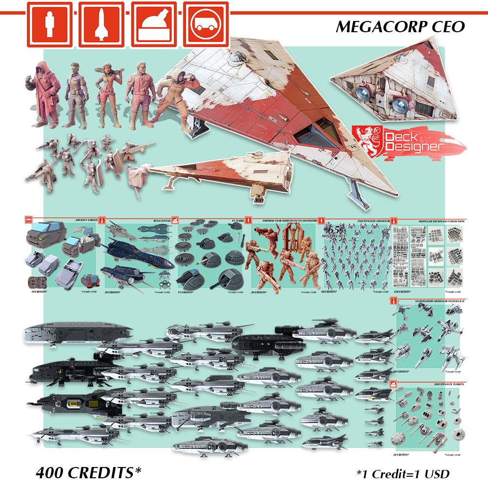 Megacorp CEO's Cover