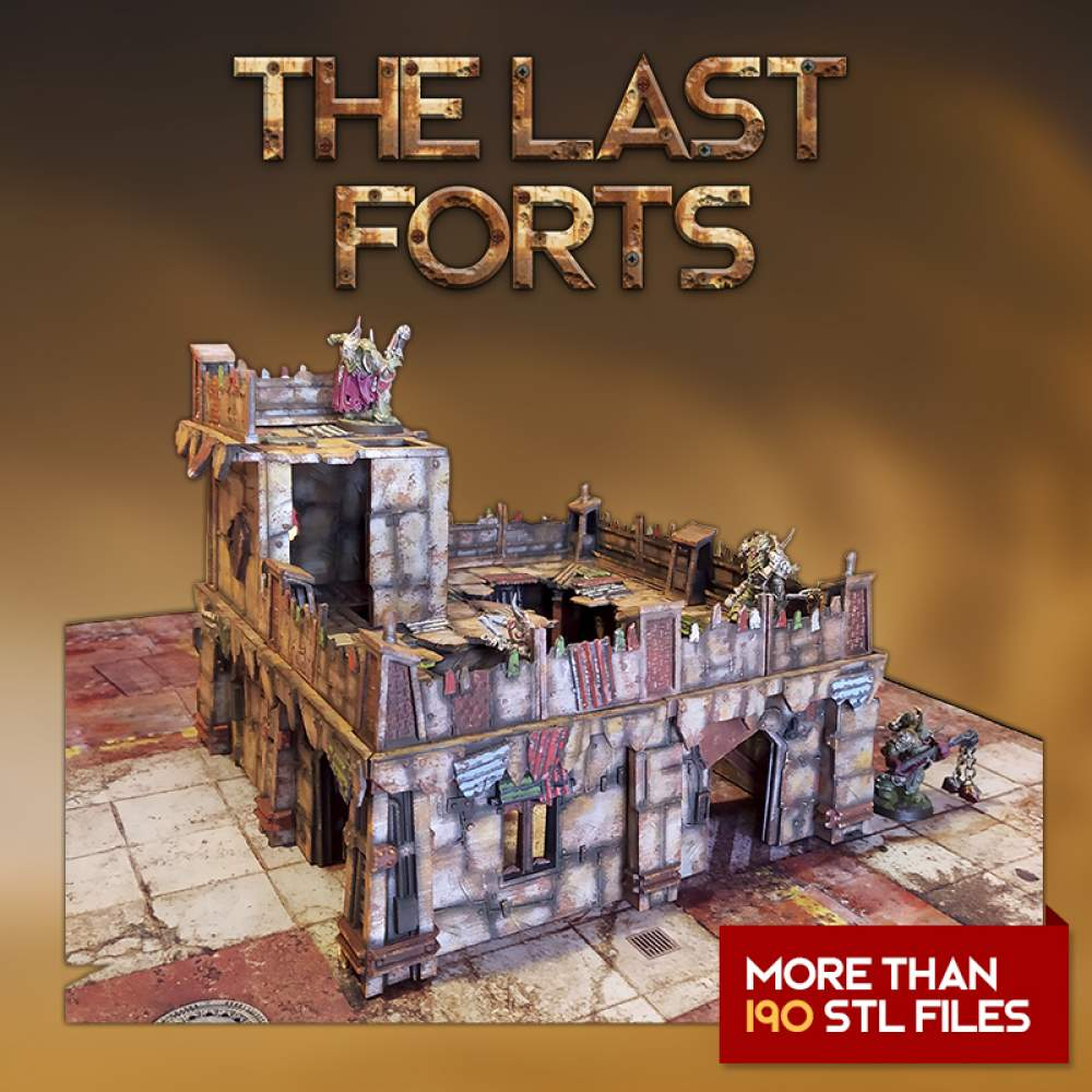 The Last Forts's Cover