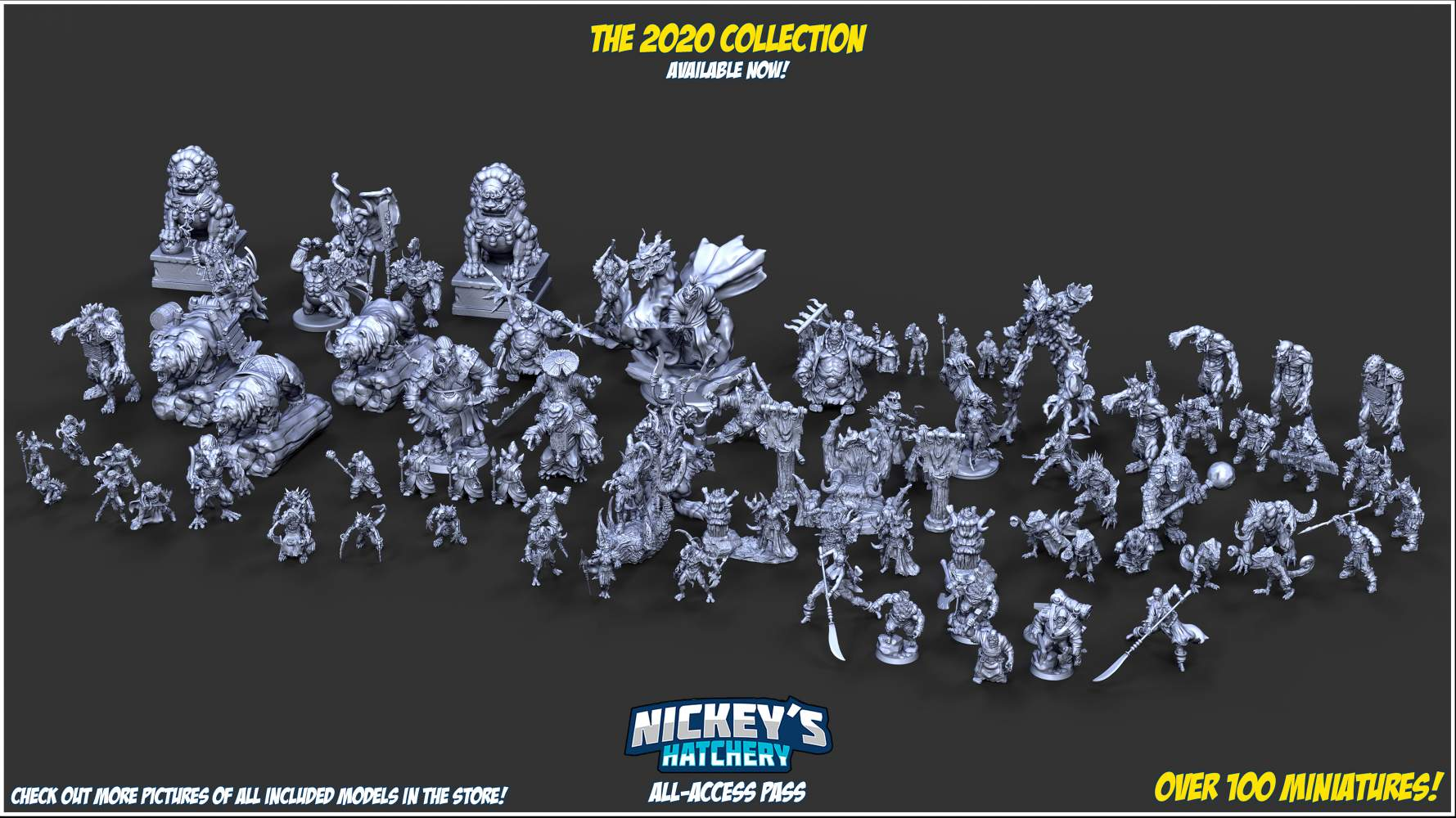 The 2020 Collection's Cover