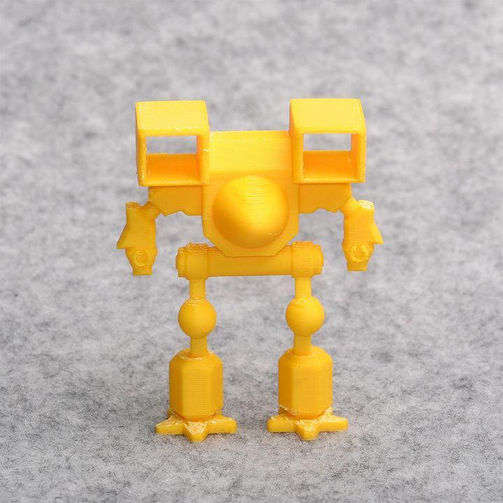 Mech Style Robot
