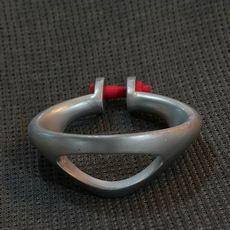 Silver Bolt Bracelet