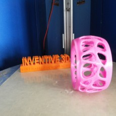 Picture of print of Le Jaune Ring