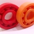 Impossible Bearings Mini print image