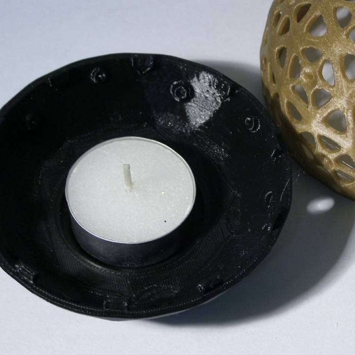 Tealight Holder Dandelion