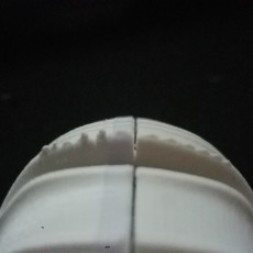 Picture of print of Shell Adhesive Tape Holder