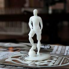 Football Player Standing Figurine
