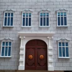 Picture of print of Exterior window/door elements