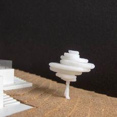 Arch model tree 01