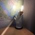 Light Me Up Lamp print image