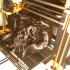 Hellion Rams Head print image