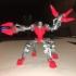 Bionic Robot print image