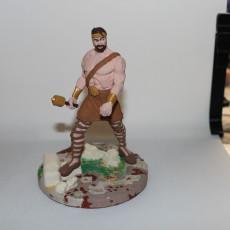 Picture of print of Hercules - Marvel Superhero
