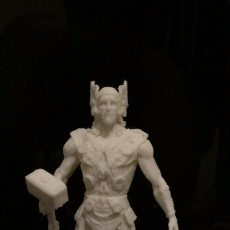 Picture of print of Thor-Marvel Superhero
