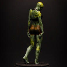 Picture of print of Zombie