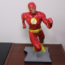 Picture of print of The Flash
