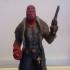 Hellboy print image