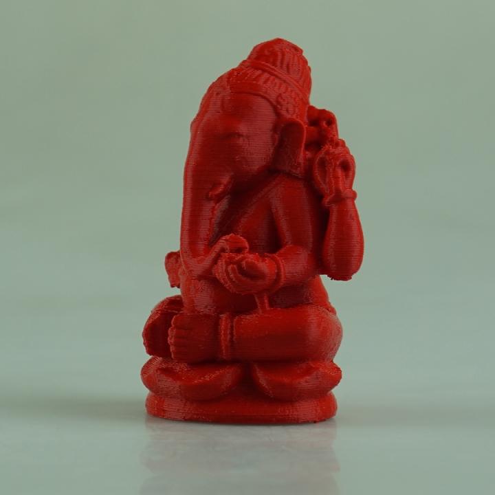 Ganesha at The National Art Museum of Copenhagen, Denmark