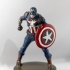 Captain America - Age Of Ultron print image