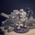 Brontes Heavy Assault Robot (28mm scale) primary image