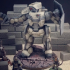 Brontes Heavy Assault Robot (28mm scale) image