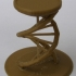 DNA Double-Helix Candle Holder image