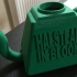 Halstead In Bloom Watering Can image