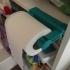 Shelf-Edge Toilet Roll Holder image
