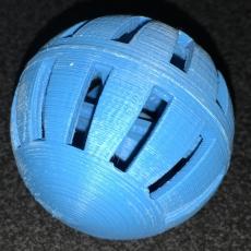 Erratic Cat Ball