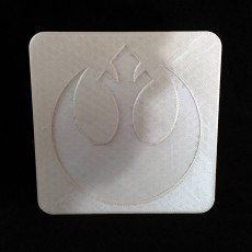 Rebel Alliance Coaster