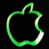 Apple Logo Cookie Cutter image