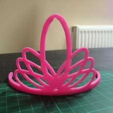 Picture of print of Princess Tiara This print has been uploaded by Trevor Day - Enterprise XD Design