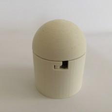 Picture of print of Dome Plectrum Box